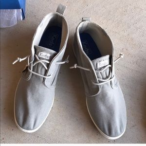 Keds Shoes - Chilled Chukkah 9.5 Keds Grey NWT